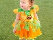 Little Pumpkin Zara having fun at the disco!